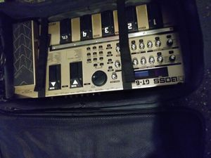 Boss guitar effects pedal processor for sale $200 for Sale in Philadelphia, PA