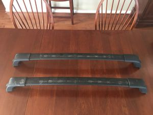 Hyundai Santa Fe SE roof cross bar set for panoramic sunroof OEM genuine part for Sale in Warrington, PA