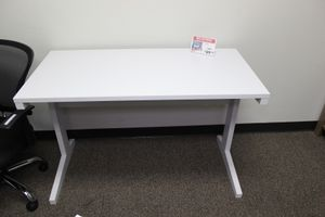 Aubrey Student Desk, White, SKU # 151179 for Sale in Santa Fe Springs, CA