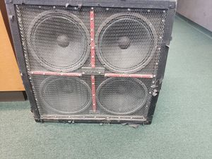 Peavey Speaker Cabinet for Sale in Poway, CA