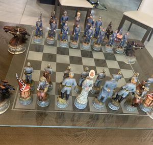Chess Set Collectibles for Sale in Peoria, AZ