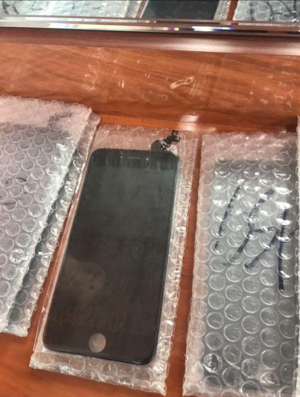 Apple iPhone 6 | Apple iPhone 6 Plus | iPhone 6S | iPhone 6S Plus LCD Digitizer Screen Glass Pantallas Brand New White & Black