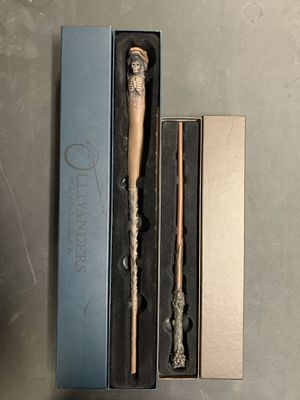 2 harry potter wands cosplay for Sale in Escondido, CA