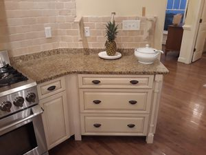 Solid wood kitchen cabinets for Sale in Virginia Beach, VA