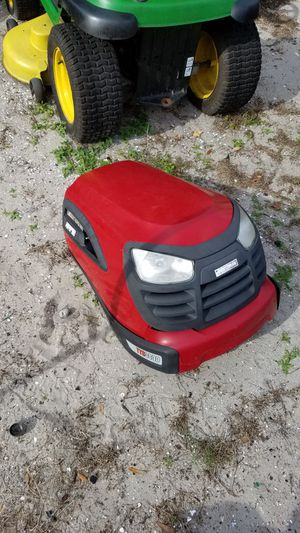 ((Craftsman hood))riding lawn mower for Sale in Lakeland, FL