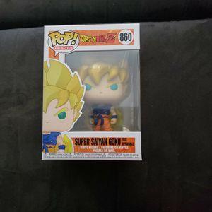 Dragonball Z Ss Goku Funko for Sale in Chula Vista, CA