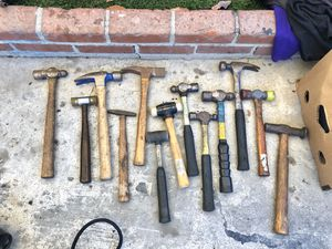 🛠 HAMMERS / RUBBER HAMMERS / BALL PEEN HAMMER 🛠 for Sale in Carson, CA
