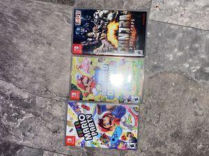 Switch games for Sale in Apollo Beach, FL