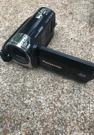 Panasonic video camera for Sale in St. Louis, MO
