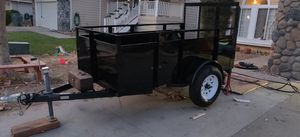 "Utility trailer 52""X96"" for Sale in Modesto, CA"
