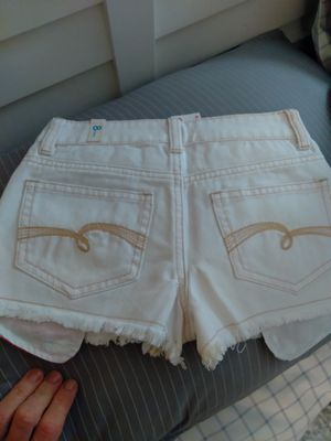 (5) Name Brand Jean Shorts- Girls sz 7 & 8 for Sale in St. Petersburg, FL