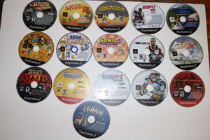 Playstation 2 game Lot 16 games for Sale in Providence, RI