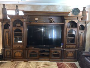 Entertainment center , TV cabinet for Sale in Miramar, FL