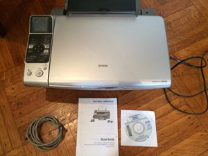 Epson printer/scanner, stylus CX6000 for Sale in Baltimore, MD