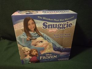 Disney Frozen Snuggie new in box great gift for Sale in Largo, FL