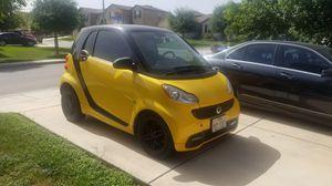 2013 smart fortwo for Sale in San Antonio, TX