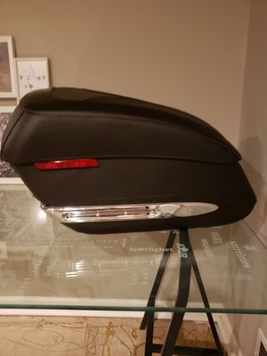 Harley davidson CVO road king saddlebags for Sale in Oak Lawn, IL