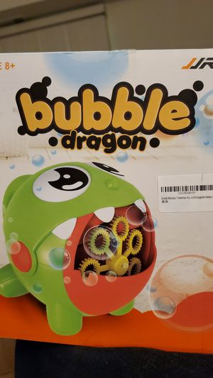 Bubble blowing dragon for Sale in York, PA