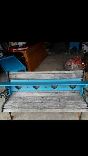 4 foot long Shelf....With pegs for Sale in Chesapeake, VA