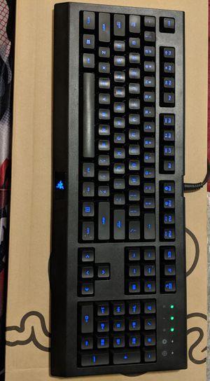 Razer Cynosa Pro Membrane Gaming Keyboard for Sale in Cedar Rapids, IA