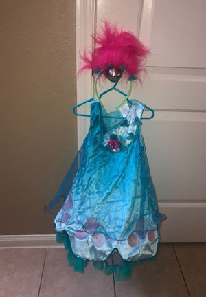 Trolls poppy costume for Sale in Humble, TX