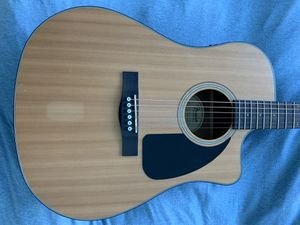 Fender CD-100CE NAT- DS-V2 for Sale in North Miami Beach, FL