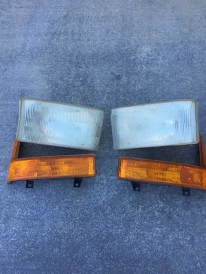Ford factory OEM head lights assembly for Sale in March Air Reserve Base, CA