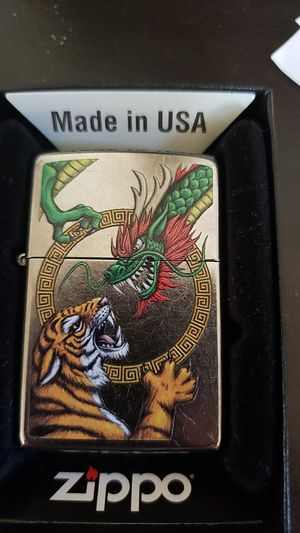 Chinese Dragon Zippo for Sale in Los Angeles, CA