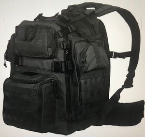 Voodoo Tactical Black The Praetorian Rifle Pack for Sale in Dallas, TX