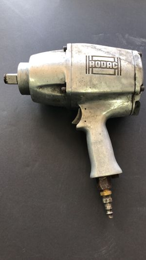 Rodac Impact Wrench for Sale in Dallas, TX