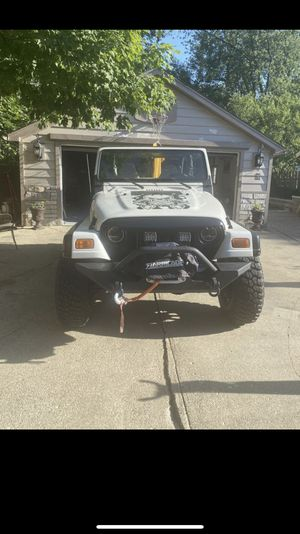 Jeep Wrangler 2002 for Sale in Aurora, IL