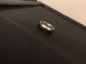 Sterling silver ring stamped .925 for Sale in Wenatchee, WA
