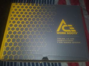Work boots size 11 for Sale in Winter Haven, FL