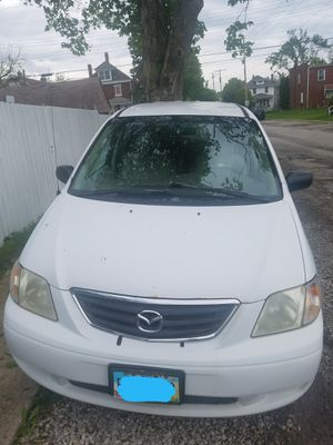 2001 Mazda MPV Mini Van for Sale in UPPER ARLNGTN, OH