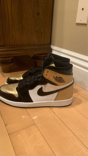 Jordan 1 Retro High NRG Patent Gold Toe for Sale in El Cajon, CA