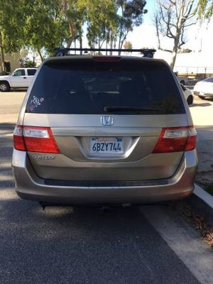 2007 Honda Odyssey ex clean title for Sale in Garden Grove, CA