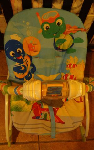 Baby bouncing chair Kids II for Sale in Lake Worth, FL