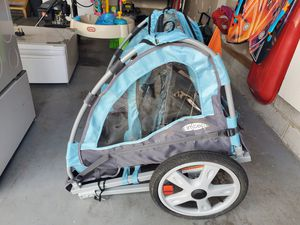 InStep 2 passenger bike trailer for Sale in Painesville, OH