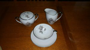 Antique Fine China dining set for Sale in Melrose Park, IL