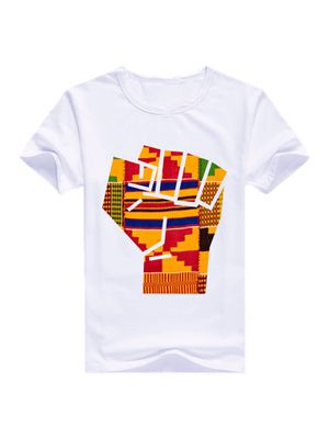 Kente t-shirt for Sale in Fairfax, VA