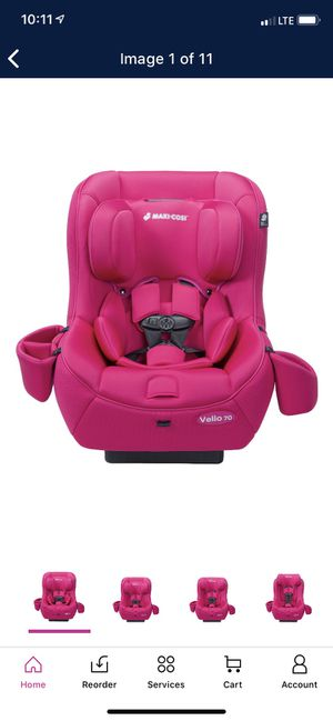 Pink car seat for Sale in Columbus, OH