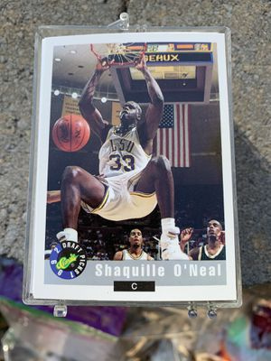 Basketball draft pick cards for Sale in Stoughton, MA
