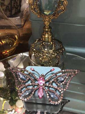 Gorgeous! Vintage Victorian Butterfly pin/Brooch for Sale in Gainesville, VA