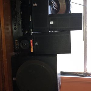 Stereo Yamah And MA Audio for Sale in Panama City, FL