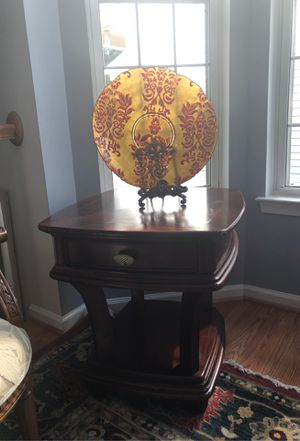 2 Antique mahogany side tables for Sale in Alexandria, VA