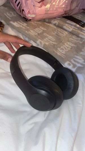 Black beats by Dre headphones for Sale in Irvine, CA