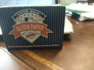 Baseball card collection for Sale in Washington, DC