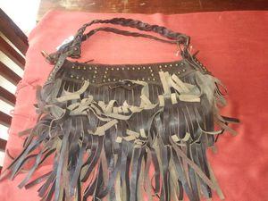 Betsy Johnson Fringed Handbag for Sale in Nashville, TN