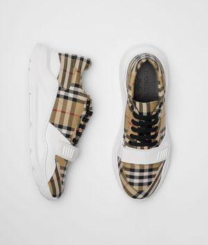 Burberry Vintage Sneakers for Sale in Atlanta, GA
