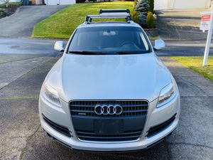 2007 Q7 QUATTRO for Sale in Lakewood, WA